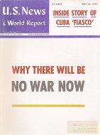 U.S. News & World Report Vol. L No. 20 Magazine