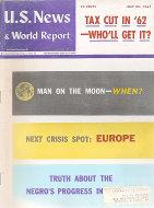 U.S. News & World Report Vol. L No. 21 Magazine