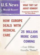 U.S. News & World Report Vol. LIII No. 5 Magazine