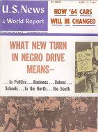 U.S. News & World Report Vol. LIV No. 24 Magazine