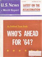 U.S. News & World Report Vol. LV No. 27 Magazine