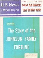 U.S. News & World Report Vol. LVI No. 18 Magazine