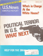 U.S. News & World Report Vol. LXXVI No. 9 Magazine
