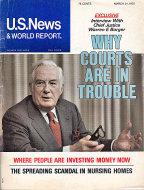 U.S. News & World Report Vol. LXXVIII No. 13 Magazine
