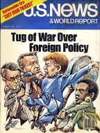 U.S. News & World Report Vol. LXXXIV No. 24 Magazine