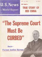 U.S. News & World Report Vol. XL No. 20 Magazine