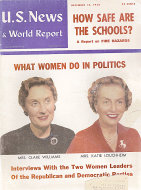 U.S. News & World Report Vol. XLV No. 24 Magazine