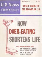 U.S. News & World Report Vol. XXXVIII No. 1 Magazine