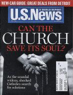 U.S. News Apr 1,2002 Magazine