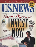 U.S. News Aug 8,1994 Magazine