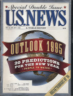 U.S. News Dec 26,1994 Magazine