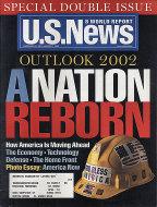 U.S. News Dec 31,2001 Magazine