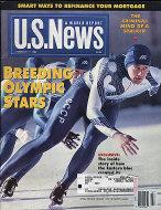 U.S. News Feb 17,1992 Magazine