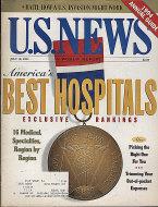 U.S. News Jul 18,1994 Magazine