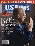 U.S. News May 6,2002 Magazine