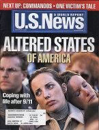 U.S. News Nov 12,2001 Magazine