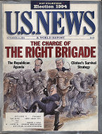 U.S. News Nov 21,1994 Magazine