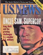 U.S. News Oct 24,1994 Magazine