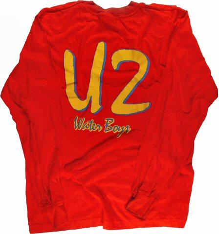U2 Men's Vintage T-Shirt reverse side