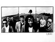 UB40 Promo Print