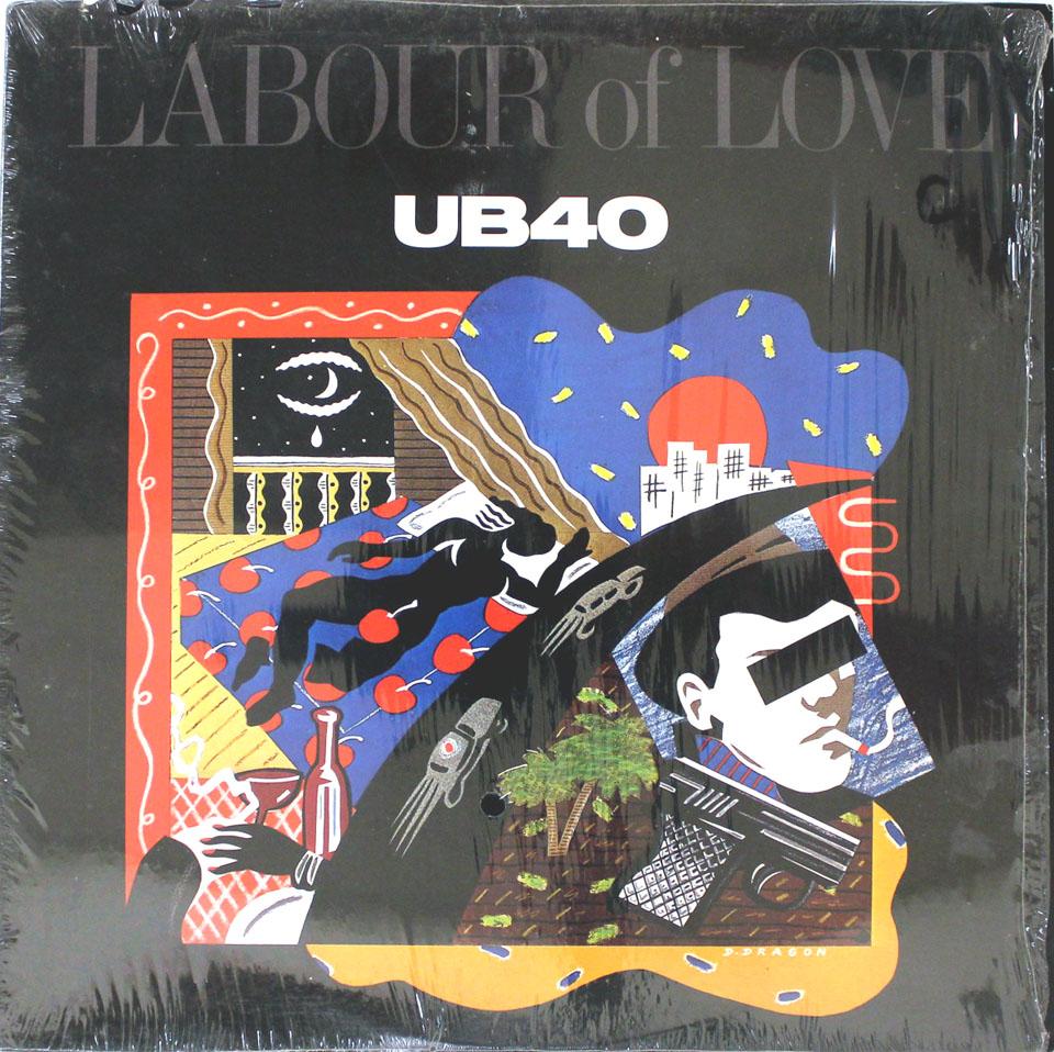 """UB40 Vinyl 12"""" (Used)"""