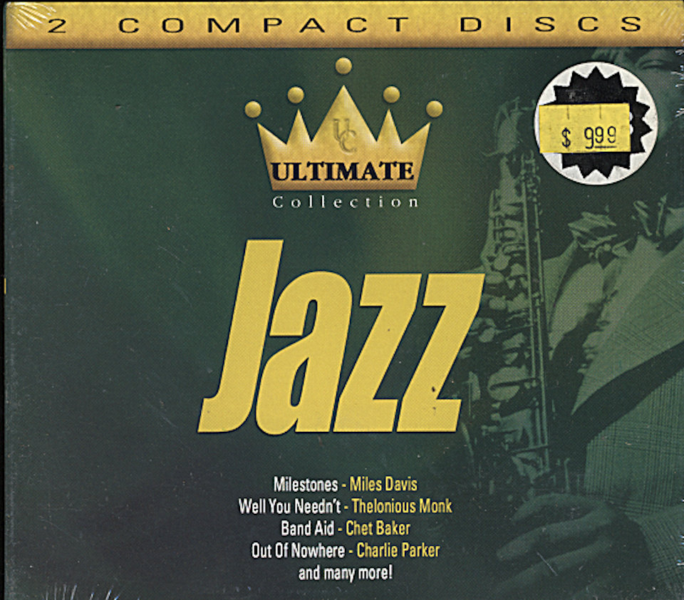 Ultimate Collection: Jazz CD
