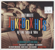 Ultimate Jukebox Hits Of The '50s & '60s CD