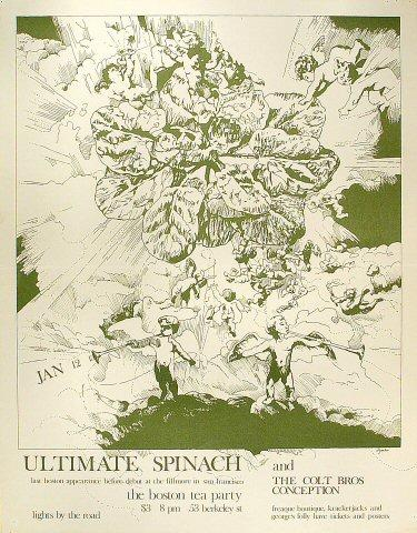 Ultimate Spinach Poster
