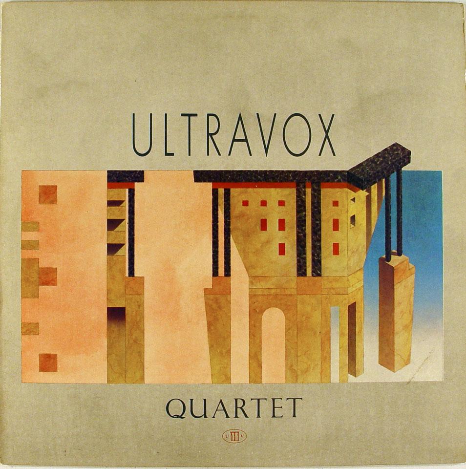 "Ultravox Vinyl 12"" (Used)"