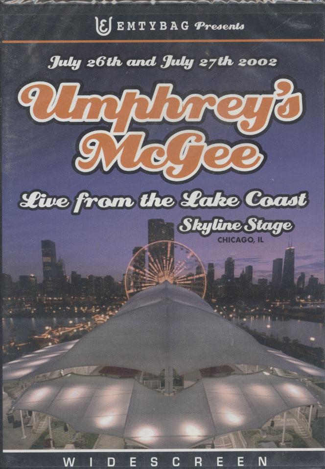 Umphrey's Mcgee DVD