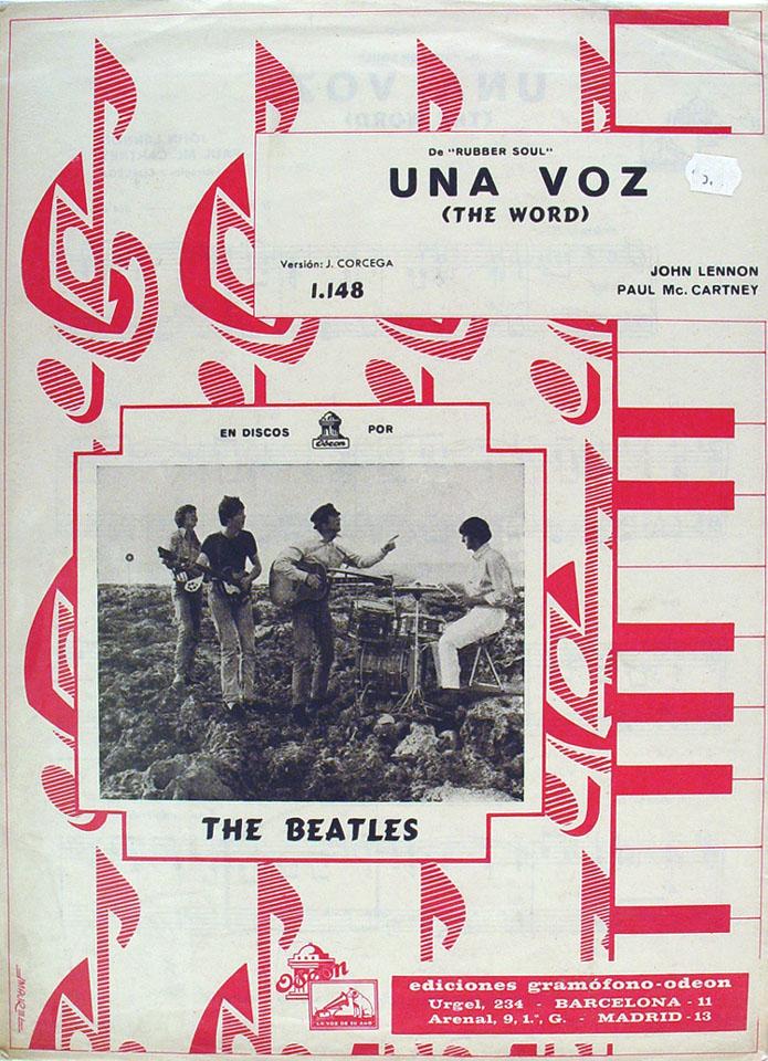Una Voz (The Word)