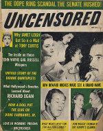 Uncensored Magazine November 1956 Magazine