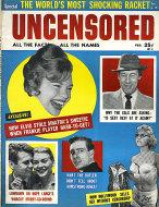 Uncensored Vol. 10 No. 5 Magazine