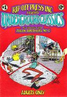 Underground Classics #1 Comic Book