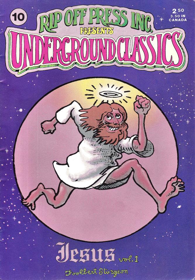 Underground Classics #10 Comic Book