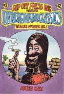Underground Classics #2 Comic Book