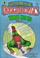 Underground Classics #5 Comic Book