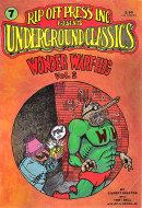 Underground Classics #7 Comic Book