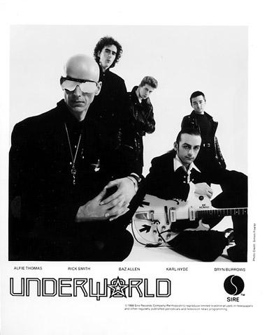 Underworld Promo Print