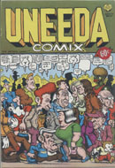 Uneeda Comix Comic Book