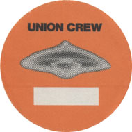Union Crew Backstage Pass