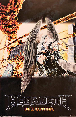 United Abominations Poster