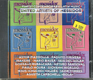 United Artists of Messidor CD