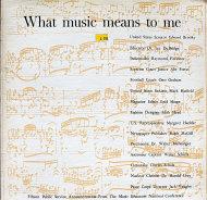 """United States Senator Edward Brooke Vinyl 12"""" (Used)"""