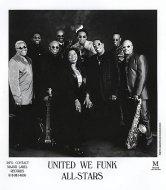 United We Funk All-Stars Promo Print