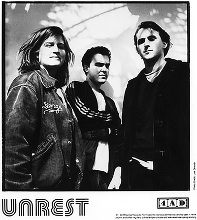 Unrest Promo Print