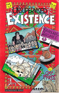 Unsupervised Existence #5 Comic Book