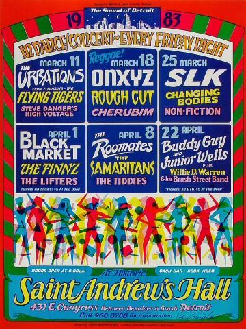 Urbations Poster