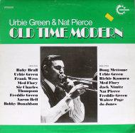 """Urbie Green & Nat Pierce Vinyl 12"""" (Used)"""