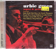 Urbie Green CD